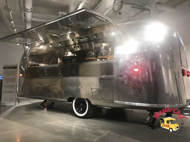 Airstream Coffee Trailer 4