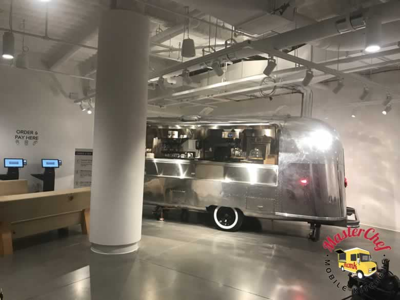 Airstream Coffee Trailer 6