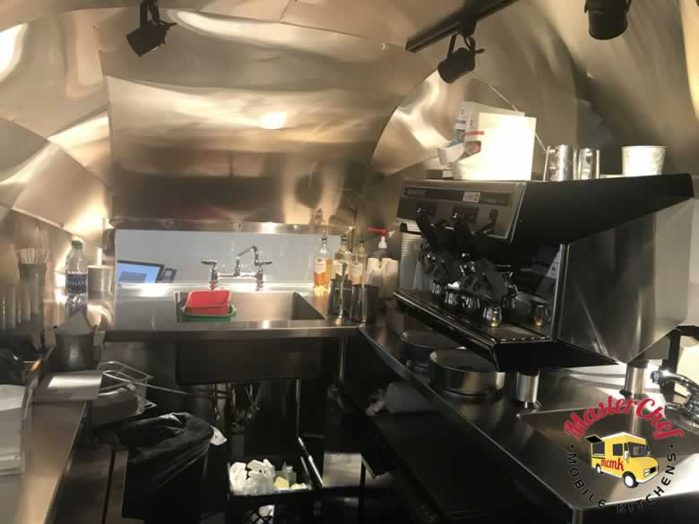 Airstream Coffee Trailer 8