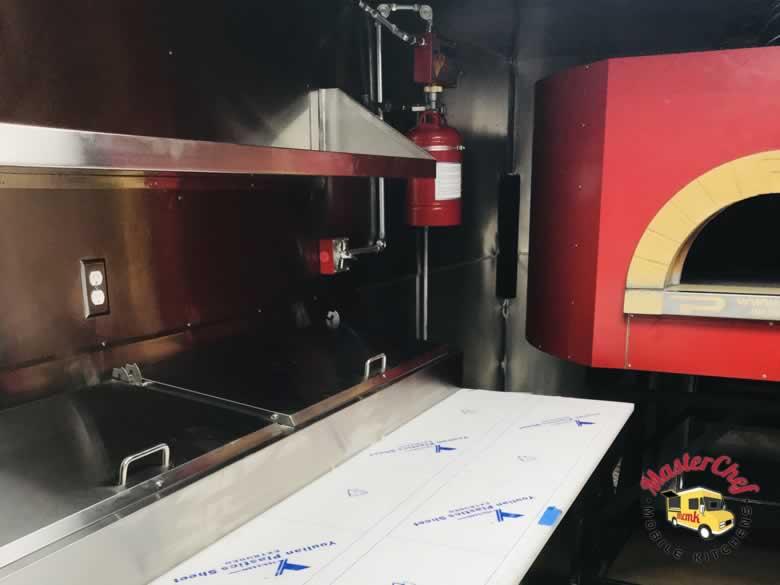 Toss N Fire Wood Fired Pizza Truck 7