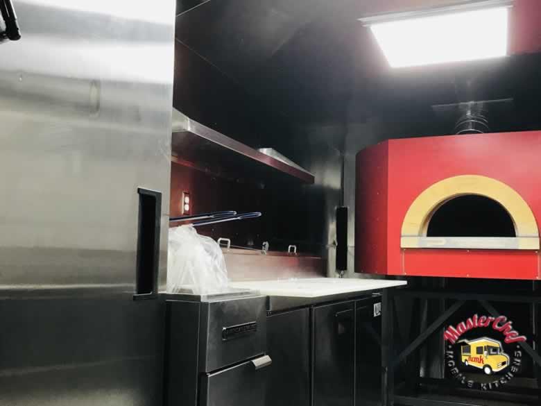 Toss N Fire Wood Fired Pizza Truck 8
