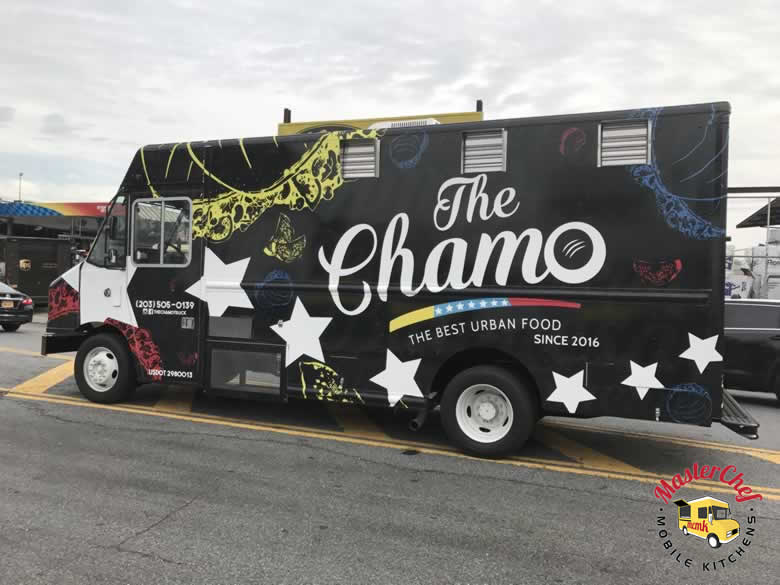 The Chamo Truck 2