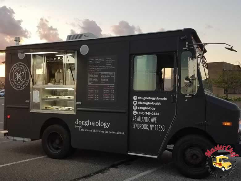 Doughology Donut bar truck 2