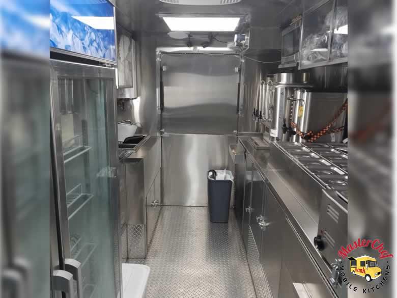 Doughology Donut bar truck 5
