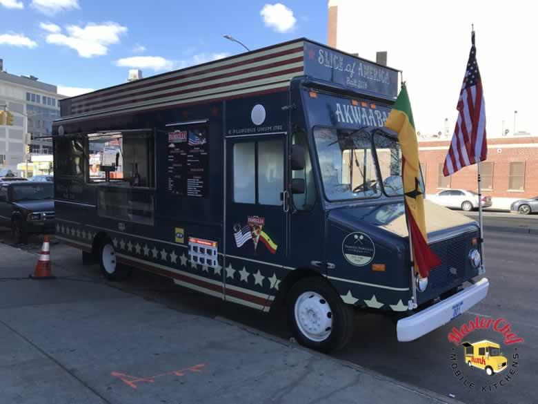 Famouse Famigilia Pizza Truck 1