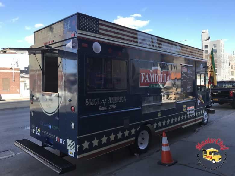 Famouse Famigilia Pizza Truck 2