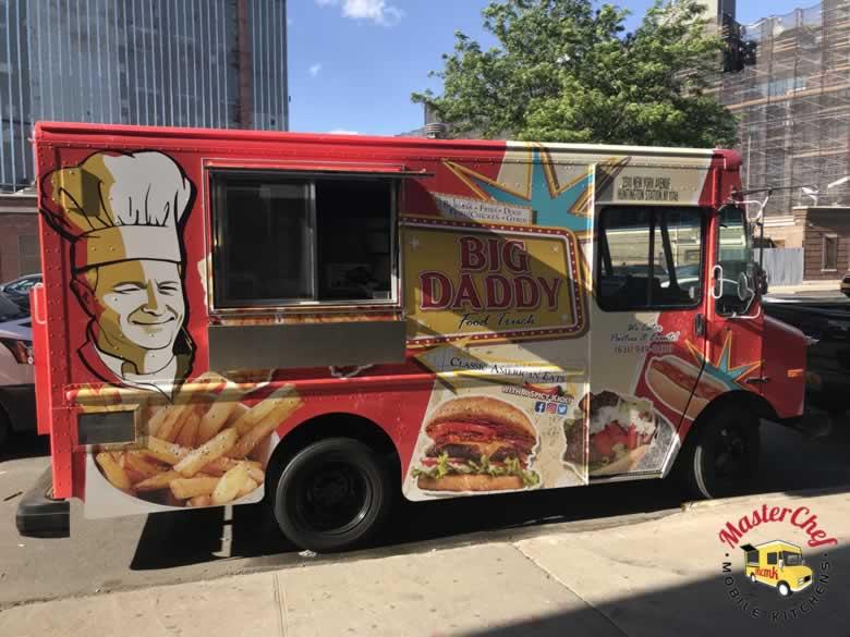 Big Daddy Food Truck 1