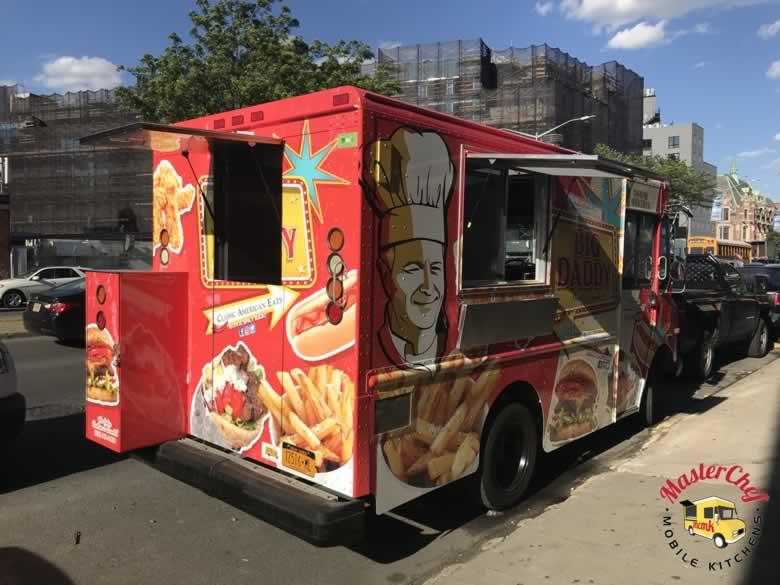 Big Daddy Food Truck 2