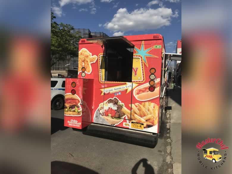 Big Daddy Food Truck 4