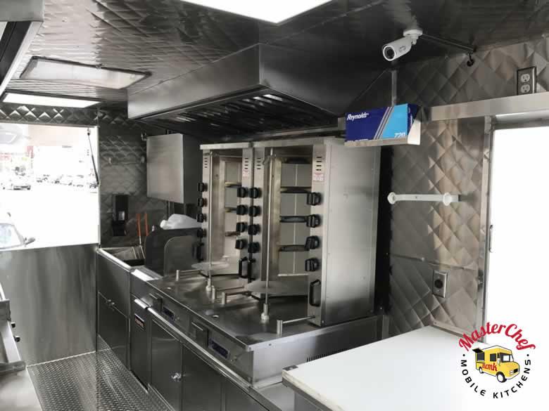 Mediterranean Grill Truck 4
