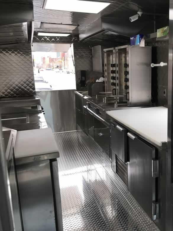 mediterranean grill truck